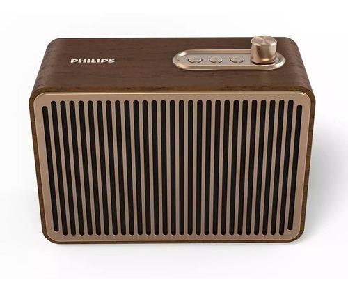Parlante Portátil Bluetooth Philips Tavs500/00 Vintage