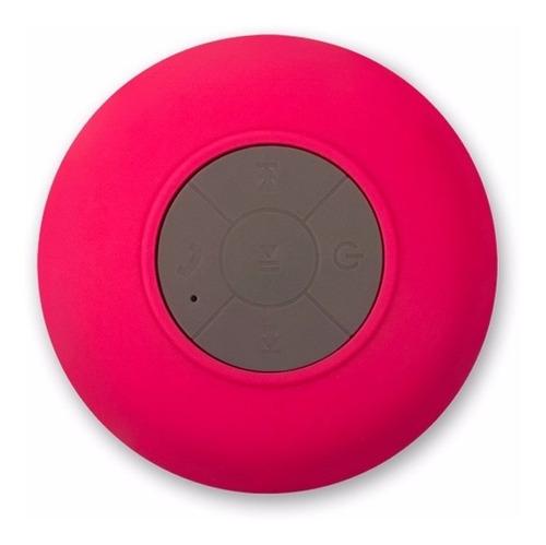Parlante Noga Go! Ng-p78 Portátil Con Bluetooth Rojo