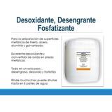 Desoxidante -convertidor De Oxido-desengrasante-fosfatizante