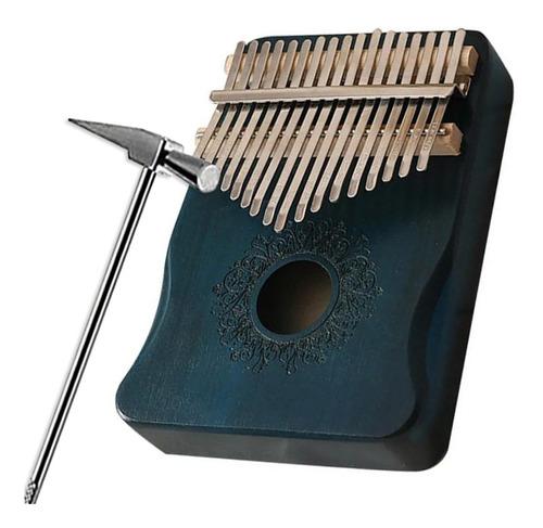 Instrumento Para Principiantes De Piano De Dedo Kalimba De 1