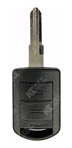 Carcasa Llave Chevrolet Corsa Evolution Montana 2 Botones