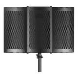 Panel Aislamiento Acustico Microfono Estudio Antipop Shield