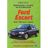 Manual De Taller Y Reparación De Ford Escort