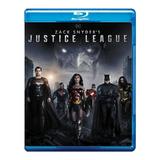 Liga De La Justicia Zack Snyder Cut En Bluray