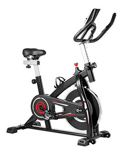 Bicicleta Estática Spinning Ejercicios De Alto Rendimiento