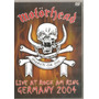 Dvd - Motorhead - Live At Rock Am Ring Germany 2004 Original