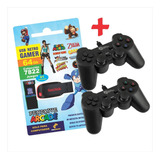 Pendrive Arcade 64 Gb + 2 Joystick Usb + Envío Gratis