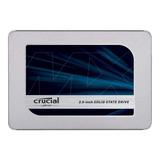 Disco Sólido Interno Crucial Ct500mx500ssd1 500gb