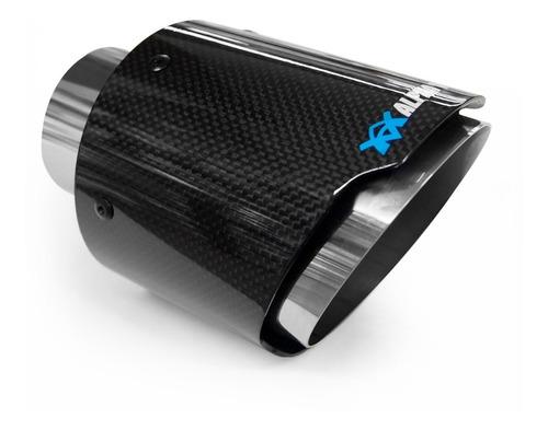 Colilla Fibra De Carbono Brillante Alpha Vector