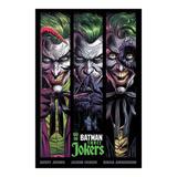 Tres Jokers, Batman (color)