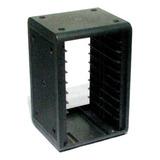 Caja Porta Cassettes X20 Lugares Encastrables Colección