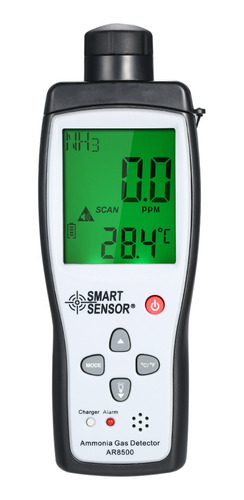 Sensor Inteligente De Amoníaco Detector De Amoniaco Medidor