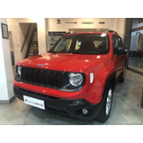 Jeep Renegade At6 My20 U$15.600.- Contado Efectivo