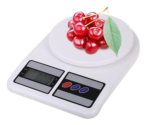 Bascula Digital Gramera Cocina Reposteria Portatil Precision