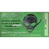 Entrada Los Piojos Estadio Newell's Rosario ( Big Bang Rock)