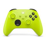 Control Joystick Inalámbrico Microsoft Xbox Wireless Controller Series X|s Electric Volt