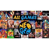 Neo Geo Emulador Mega Pack +192 Juegos Pc