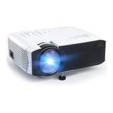 Proyector Mini Apeman Lc350 3800lm Blanco 110v/240v