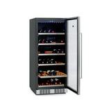 Cava Winefroz Mn100s Para 111 Botellas 220v - 240v