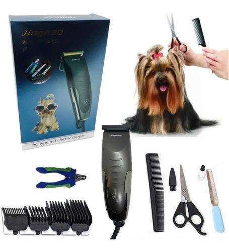 Máquina Cortadora De Pelo Para Perros Canina Y Accesorios