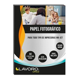 Papel Fotográfico Magnetico Glossy A4 5 Hojas Lavoro