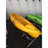 Kayak Island King T1 Con Remo Doble Para 1 Persona