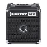 Amplificador Hartke Hd Series Hd15 Combo 15w Negro 220v - 240v
