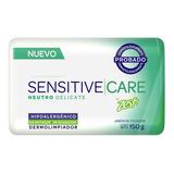 Zest Jabón En Barra Sensitive Care Regular Individual 150g