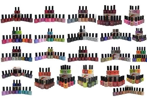 Gel Miss Cherry Gama 12 Colores Uv/led Elegir Variante