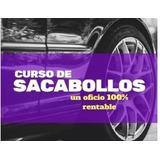 Curso Sacabollos Autos 8hs Video ¡un Oficio Rentable!