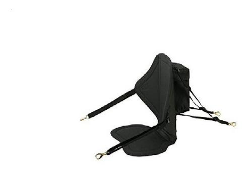 Silla Kayak Asiento Cinta Con Bolsillo Nautica Remo Botes