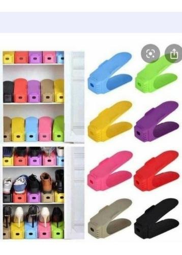 Acomodador De Zapatos X 16 Unidades Zapatero Moderno Zapatos