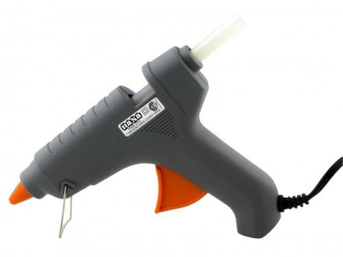 Pistola Encoladora Dasa Con Barras De Silicona 40 W-oferta