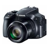Canon Powershot Sx60 Hs Compacta Color  Negro