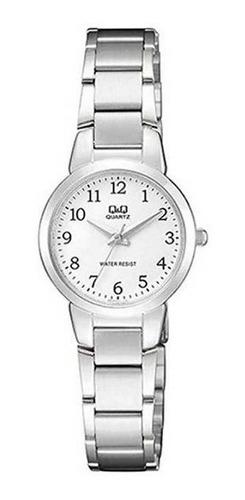 Reloj De Mujer Q&q Qa43j204y