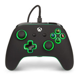 Control Joystick Acco Brands Powera Spectra Enhanced Wired Controller For Xbox One Negro