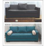 Retapizado Tapicero Recicle Su Sillon Sofa Sillas Estilo