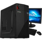 Xtreme Pc Computadora Intel Dual Core 8gb 500gb Monitor Wifi