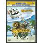 Dvd  - Os Pinguins De Madagascar Missao Especial- Original