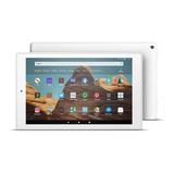 Tablet  Amazon Fire Hd 10 2019 Kfmawi 10.1  32gb White Con 2gb De Memoria Ram