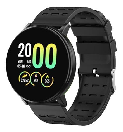 Reloj Inteligente Smartwatch 119 Plus Contra Agua Oximetro