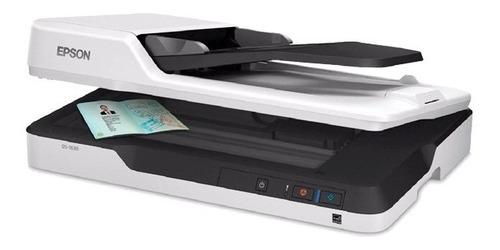 Escaner Epson Ds-1630 Digitalizador Duplex Doble Faz Cuotas