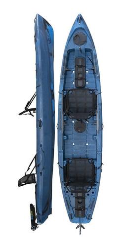 Kayak Hidro2eko Caiman 135 Duo Azul - Kayaks Feelfree