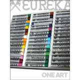 Oleo Pastel Superfinos Eureka X 48 Tonos Surtidos