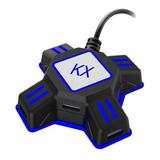 Adaptador De Teclado Y Mouse Kx Gaming Control