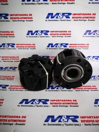 Candados 4x4 Mazda Chevrolet Toyota Mitsubishi  Foto 3