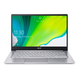 Notebook Acer Swift 3 Sf314-42 Pure Silver 14 , Amd Ryzen 7 4700u  8gb De Ram 512gb Ssd, Amd Radeon Vega 7 1920x1080px Windows 10 Home