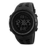 Reloj Skmei 1251 Negro Deportivo Digital Y Regalo