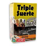 Jabon Triple Suerte - Proteccion, Trabajo Y Dinero