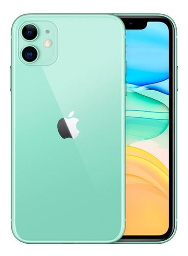 Apple iPhone 11 Verde 64gb Libre